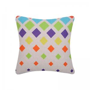 geometric-printed-diamonds-cushion-covers - kids-decor