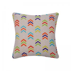 geometric-printed-up-arrows-cushion-covers - kids-decor
