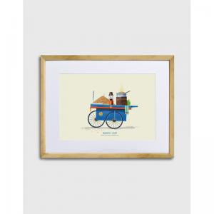 manjus-cart - art-prints