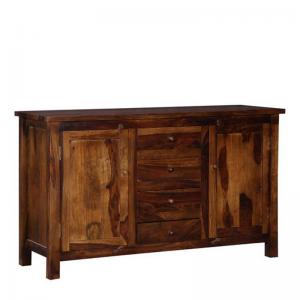 hudson-sideboard-in-provincial-teak - sideboards-and-crockery-units