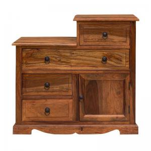 hi-lo-sideboard-right-hinged - sideboards-and-crockery-units