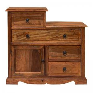hi-lo-sideboard-left-hinged - sideboards-and-crockery-units