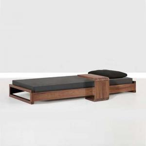 rectangle-collection-wood-single-sized-bed-natural - beds