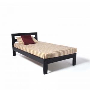 debona-solid-wood-single-bed-black - beds