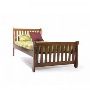 epicurean-solid-wood-single-bed-brown - beds