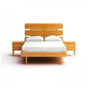 current-collection-wood-single-sized-bed-natural - beds