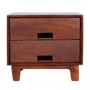 mango-wood-bed-side-table - tables