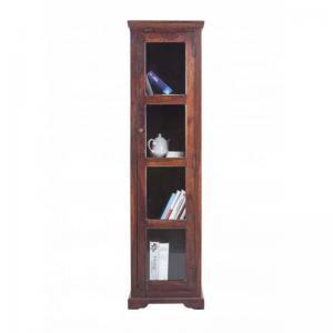 azmin-single-door-bookcase - book-cases