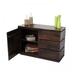 mehran-3-drawer-1-door-side-board - sideboards-and-crockery-units