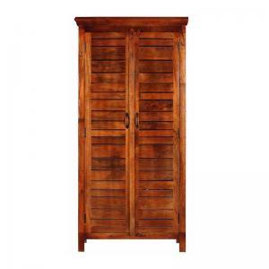 winner-wardrobe-in-honey-oak-finish - wardrobes