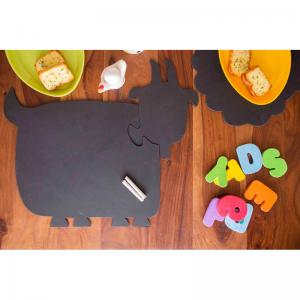 old-mr-goat-chalkboard-puzzle-mat - kids-decor