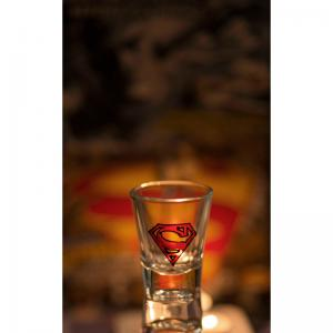 superman-shot-glass - barware