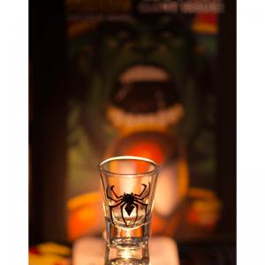 spidery-shot-glass - barware