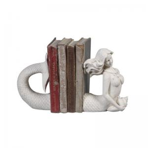 miss-mermaid-bookend - curios-and-home-accents