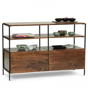 modular-tv-unit-walnut - entertainment-and-tv-units