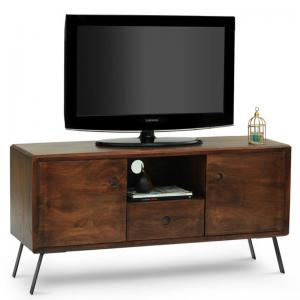 cagli-tv-unit-walnut - entertainment-and-tv-units