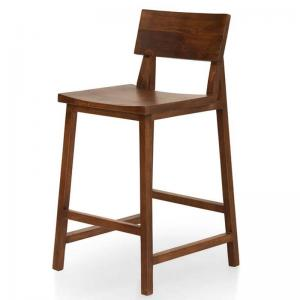 barcelona-bar-stool-walnut - bar-furniture