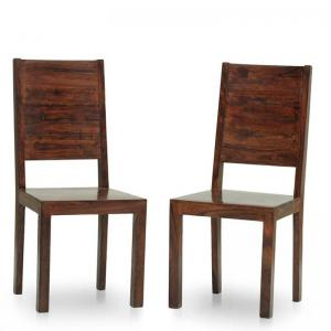 zagreb-dining-chair-set-of-2-mahagony - dining-tables-and-chairs
