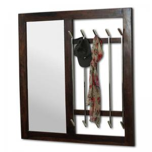 ancona-coat-hanger-with-mirror-mahogany - wall-accents