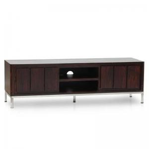saatly-tv-unit-mahogany - entertainment-and-tv-units