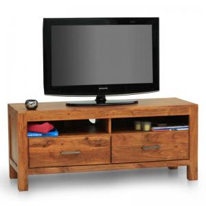 temecula-tv-unit-walnut - entertainment-and-tv-units
