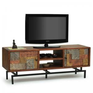 fabro-tv-unit-walnut - entertainment-and-tv-units