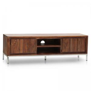 saatly-tv-unit-walnut - entertainment-and-tv-units