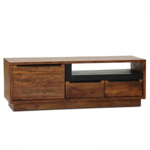 riga-tv-unit-walnut - entertainment-and-tv-units