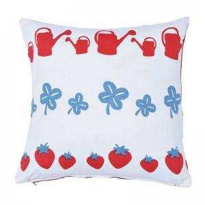 home-boutique-cushion-cover-redblue - kids-decor