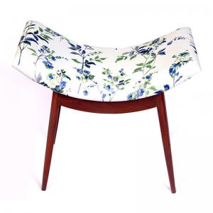 floral-swoop-ottoman - benches-stools-and-ottomans