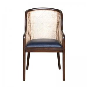 nysa-accent-chair-deep-blue - chairs