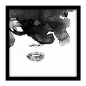 abstract-watercolor-woman-portrait-s - art-prints