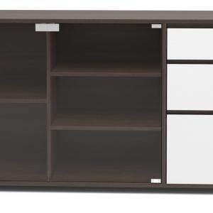 iwaki-sideboard-dark-walnut - sideboards-and-crockery-units