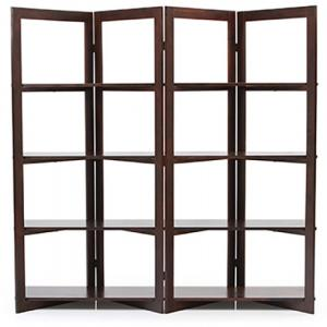 andreas-room-divider-dark-walnut - screens-and-room-partitioners