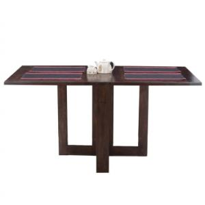 sheesham-wood-folding-dining-table - dining-tables-and-chairs