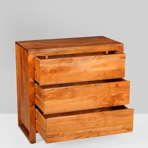 sheesham-wood-equo-cabinet-chest-of-3-drawer - chest-of-drawers