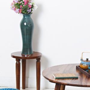 mango-wood-regio-side-round-table - tables