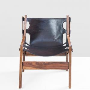 sheesham-wood-leather-nicholson-chair - chairs