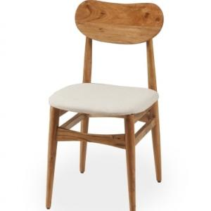 acacia-wood-irang-high-back-dining-chair - dining-tables-and-chairs