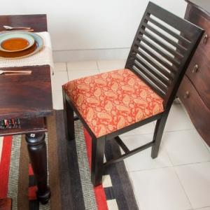sheesham-wood-clark-paisley-chair - dining-tables-and-chairs
