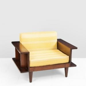 daig-wood-ahaan-upholstered-single-seater-sofa - sofas-and-recliners