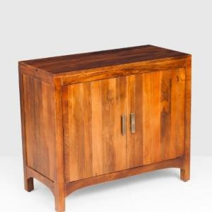 mango-wood-desto-chest-of-3-drawers-cabinet - chest-of-drawers