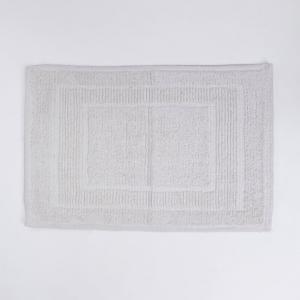 white-cotton-woven-makhmal-loop-bath-mat - bath-accessories
