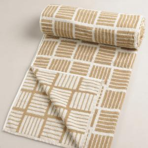 beige-cotton-pile-jac-hamid-face-towel - bath-towels