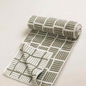 grey-cotton-pile-jac-hamid-face-towel - bath-towels