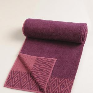 purple-cotton-pile-jac-hafiz-face-towel - bath-towels