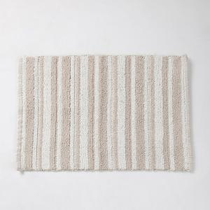 beige-cotton-woven-pranay-bathmat-bg - bath-accessories