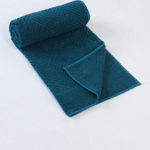 green-cotton-pile-hand-towel - order
