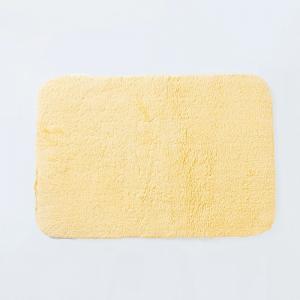 yellow-cotton-woven-tapan-bath-mat - bath-accessories