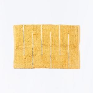 white-cotton-woven-disha-bathmat - bath-accessories
